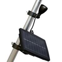 Micro Flagpole Solar Light