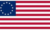 Betsy Ross (First Stars and Stripes)