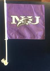 Niagara University Car Flag