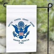 12″x18″ U.S. Coast Guard Garden Flag