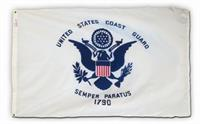 Coast Guard Nylon Flag
