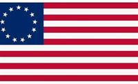 Betsy Ross (First Stars & Stripes)