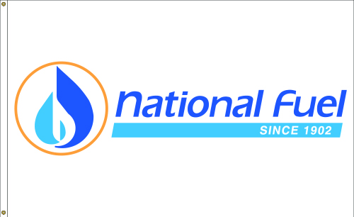 National Fuel Custom Flag